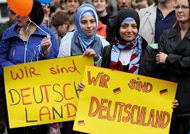 Resultado de imagen de inmigrantes en alemania