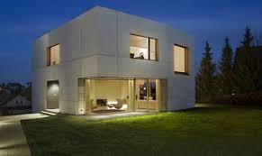 Harmonious Modern Concrete House Plans   House Plans   Modern Concrete Small House Plans