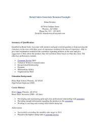 sample resume for cashier sales associate sample resume    resume cashier
