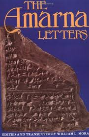 The Amarna Letters cover image