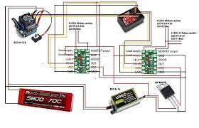 adding caps to esc page 2 rcu forums note ive made one mistake the esc s bec will not be part of this curcit ive been told that u cant have 2 bec so ill use that for the esc motor fan