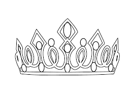 Small Picture Tiara Coloring Page GetColoringPagescom