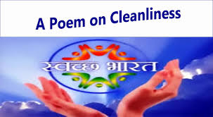 a poem on hygiene and cleanliness for children