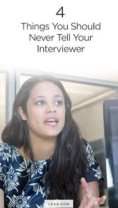 17 best images about interview tips resume tips 4 lies you should never tell your interviewer