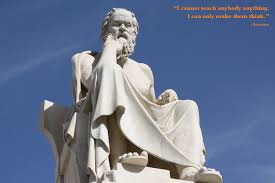 essays that were once blog posts my point exactly socrates i cannot teach anybody anything i can only make them think
