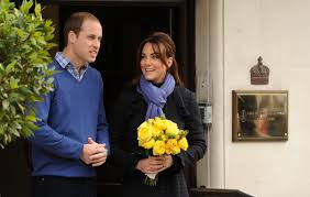Royal baby: Duchess of Cambridge Kate Middleton gives birth to a ...