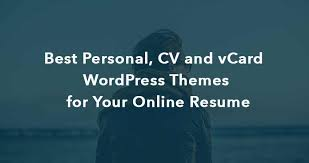review archives   wingthemes   best free responsive personal  cv and vcard wordpress themes for your online resume