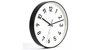 Купить <b>Настенные часы</b> Xiaomi Mijia Yuihome Decor <b>Wall</b> Clock в ...