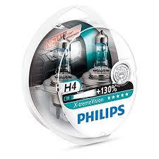 PHILIPS-12342XV+S2 - купить <b>Лампы PHILIPS X-treme Vision</b> H4 ...