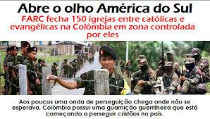 Resultado de imagem para FARC