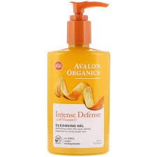 Прекрасная Умывалка. Avalon Organics, <b>Intense Defense с</b> ...