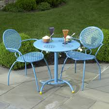 bistro patio table chairs