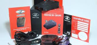 <b>Радар</b>-<b>детектор Prestige RD-200 GPS</b>, я доступен всем ...