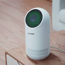 Air Freshener <b>Alfawise P2 HEPA</b> Smart Air Purifier Household Air ...