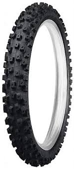 <b>Dunlop MX33</b> 70/100-17 Front & <b>90/100</b>-14 Rear Soft Intermediate ...