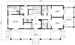 Plans  Generally Speaking  Ranch Home Plans Are One Story House        Rectangle House Plans Home Design