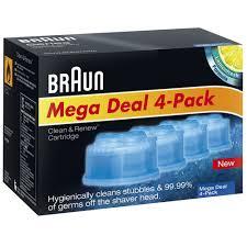 <b>Braun CCR4 картридж</b> для станции очистки Clean&Charge