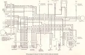 suzuki motorcycle wiring diagrams images suzuki ts 250 wiring diagram likewise 1971 suzuki ts185 wiring