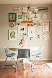 adrienne gilliams indianapolis home tour theeverygirl so charming charming office craft home wall