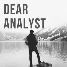 A show made for analysts: data, data analysis, and software.