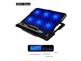 NEW Blue Radiator Cooler <b>Laptop Cooling</b> Fan FOR ICE COOREL ...