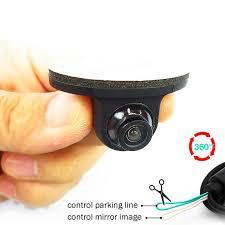 2019 CarBest <b>Mini CCD Coms HD</b> Night Vision 360 Degree Car ...