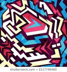 1000+ <b>Graffiti</b> Pattern Stock Images, Photos & Vectors   Shutterstock