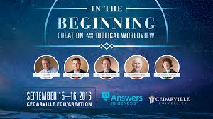 in the beginning creation and your biblical worldview event powerpoint slide