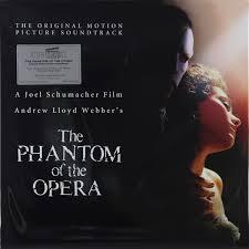 <b>САУНДТРЕК</b> - <b>PHANTOM OF</b> THE OPERA (2 LP, 180 GR), купить ...
