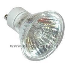 Л5072. <b>Лампа 35Вт JCDR 35W</b> 230В GU10 галогенная с ...