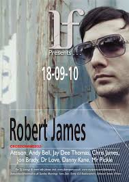 Robert James is one of a new breed of artists that hail from the city of Leeds, ... - uk-0918-190884-front