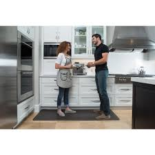 Machine Washable Kitchen Rugs Espresso Kitchen Rugs Mats Mats Rugs The Home Depot