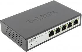 <b>D</b>-<b>Link Коммутатор</b> 5 портов Ethernet 10/100/1000 Мбит/сек <b>DGS</b> ...