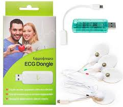 <b>Пульсометр ECG Dongle</b> - Чижик