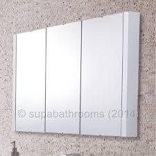 mirror bathroom cabinet mirrorbathroomcabinet lux mm gloss white  door mirror bathroom cabinet wall mounted