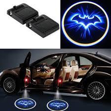 <b>2pcs Wireless Car</b> Door LED Welcome Ghost Shadow Batman Light ...
