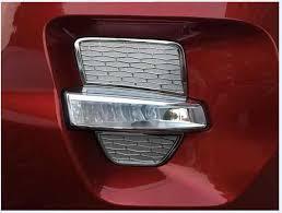 ABS Chrome <b>передние противотуманные</b> свет лампы Крышка ...