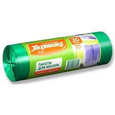 <b>Пакеты для мусора Хозяюшка</b> «Мила» 07002 купить по низкой ...