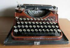 Коллекционные ручной машинок <b>Underwood</b> - огромный выбор ...