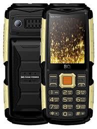 <b>Телефон BQ 2430</b> Tank Power — купить по низкой цене на ...