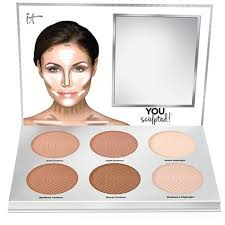 IT Cosmetics <b>You</b> Sculpted! Universal Contouring Palette <b>палетка</b> ...