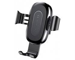 <b>Держатель</b> автомобильный + ЗУ <b>Baseus Wireless Charger</b> Gravity ...