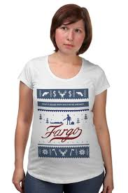"""Футболка для беременных """"<b>Fargo</b> (<b>Фарго</b>)"""" #634763 от coolmag ..."""