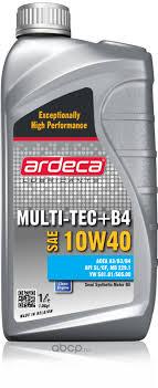 ARDECA ARD010016001 <b>Масло моторное полусинтетическое</b> ...
