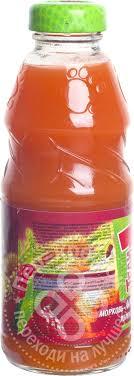 Напиток Теди Морковь-малина-яблоко 300мл - отзывы ...