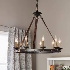 cavalier 9 light black chandelier chandeliers and pendant lighting
