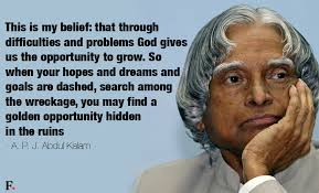 RIP Dr APJ Abdul Kalam: Memorable quotes that show why Kalam will ...