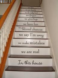 stairway wall makipera furnishing ideas decoration