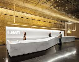 lobby office. mart food hall by ai 2016 best of year winner for counter service lobby office