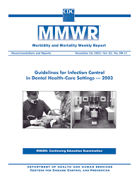 (PDF) Infection control knowledge and practice: A cross-sectional ...